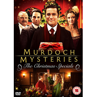 Murdoch Mysteries: The Christmas Specials (UK-import) (DVD)