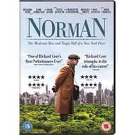 Norman: The Moderate Rise And Tragic Fall Of A New York Fixer (UK-import) (DVD)