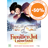 Produktbilde for Familien Jul I Nisseland (DVD)