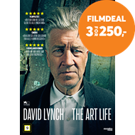 Produktbilde for David Lynch: The Art Life (DVD)