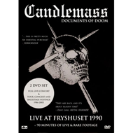 Candlemass - Documents Of Doom (DVD)