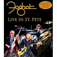 Foghat - Live In St. Pete (DVD)