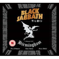 Black Sabbath - The End (Blu-ray + CD)