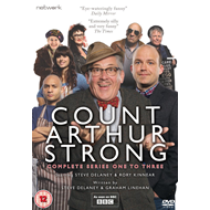 Count Arthur Strong: The Complete Series 1-3 (UK-import) (DVD)