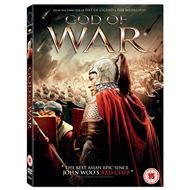 God Of War (UK-import) (DVD)