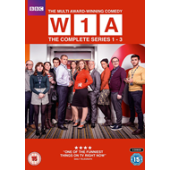 W1a - Sesong 1-3 (UK-import) (DVD)