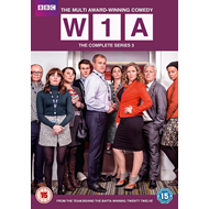 W1a - Sesong 3 (UK-import) (DVD)