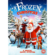 A Frozen Christmas (UK-import) (DVD)