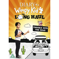 Diary Of A Wimpy Kid 4 - The Long Haul (UK-import) (DVD)