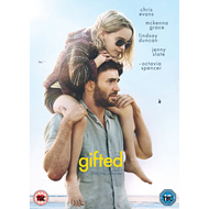 Produktbilde for Gifted (UK-import) (DVD)