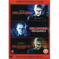 Hellraiser Trilogy (UK-import) (DVD)