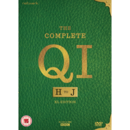 QI - Sesong H-J (UK-import) (DVD)