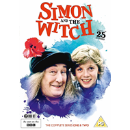 Simon And The Witch - Sesong 1-2 (UK-import) (DVD)