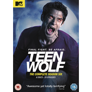 Teen Wolf - Sesong 6 (UK-import) (DVD)