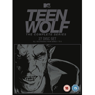 Teen Wolf - The Complete Series 1-6 (UK-import) (DVD)