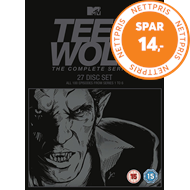 Produktbilde for Teen Wolf - The Complete Series 1-6 (UK-import) (DVD)
