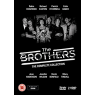 The Brothers - The Complete Collection (UK-import) (DVD)