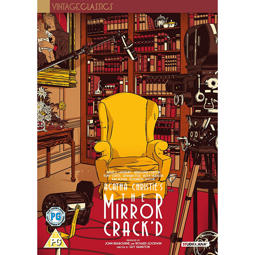 The Mirror Crack'd (UK-import) (DVD)