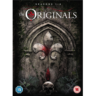 The Originals - Sesong 1-4 (UK-import) (DVD)
