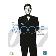 The Roger Moore Collection - James Bond (UK-import) (DVD)