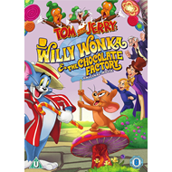 Tom & Jerry: Willy Wonka & The Chocolate Factory (UK-import) (DVD)