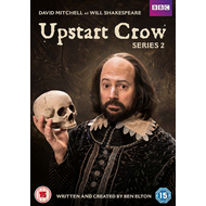 Upstart Crow - Sesong 2 (UK-import) (DVD)