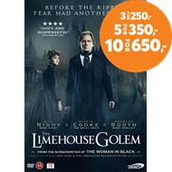 Produktbilde for The Limehouse Golem (DVD)