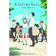 A Silent Voice (UK-import) (DVD)