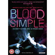 Produktbilde for Blood Simple (UK-import) (DVD)
