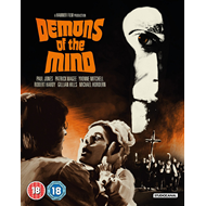 Demons Of The Mind (UK-import) (Blu-ray + DVD)