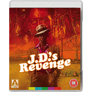 J.D.'s Revenge (UK-import) (Blu-ray + DVD)