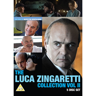The Luca Zingaretti Box II (UK-import) (DVD)