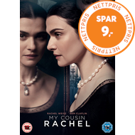 Produktbilde for My Cousin Rachel (UK-import) (DVD)
