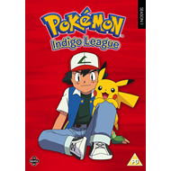 Pokémon: Indigo League - Sesong 1 (UK-import) (DVD)
