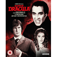 Produktbilde for Scars Of Dracula (UK-import) (Blu-ray + DVD)