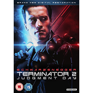 Terminator 2 - Judgment Day (UK-import) (DVD)