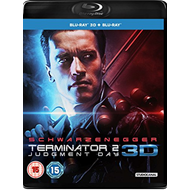 Terminator 2 - Judgment Day (3D Blu-ray + Blu-ray)