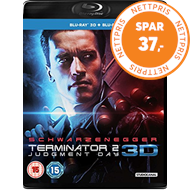 Produktbilde for Terminator 2 - Judgment Day (UK-import) (Blu-ray 3D + Blu-ray)