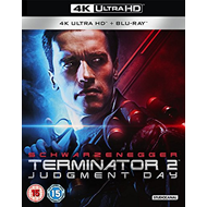 Terminator 2 - Judgment Day (UK-import) (4K Ultra HD + Blu-ray)