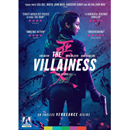The Villainess (UK-import) (DVD)