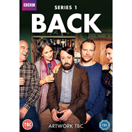 Back - Sesong 1 (UK-import) (DVD)