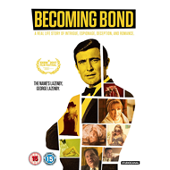 Produktbilde for Becoming Bond (UK-import) (DVD)