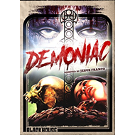 Demoniac (UK-import) (DVD)