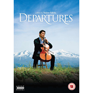 Departures (UK-import) (DVD)