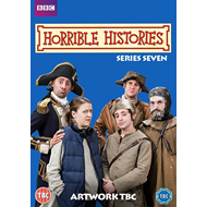 Horrible Histories - Sesong 7 (UK-import) (DVD)