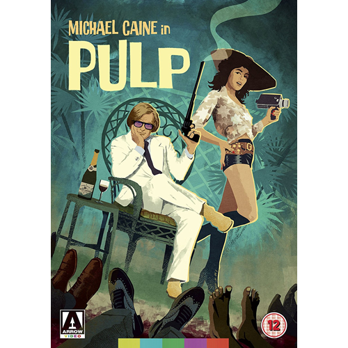 Pulp (UK-import) (DVD)