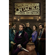 Quacks - Sesong 1 (UK-import) (DVD)
