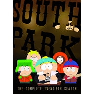 Produktbilde for South Park - Sesong 20 (UK-import) (DVD)