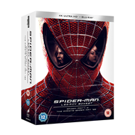 Spider-Man Legacy (UK-import) (4K Ultra HD + Blu-ray)