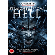 Straight From Hell (UK-import) (DVD)